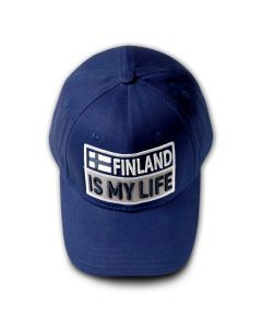 FINLAND IS MY LIFE Baseball Cap